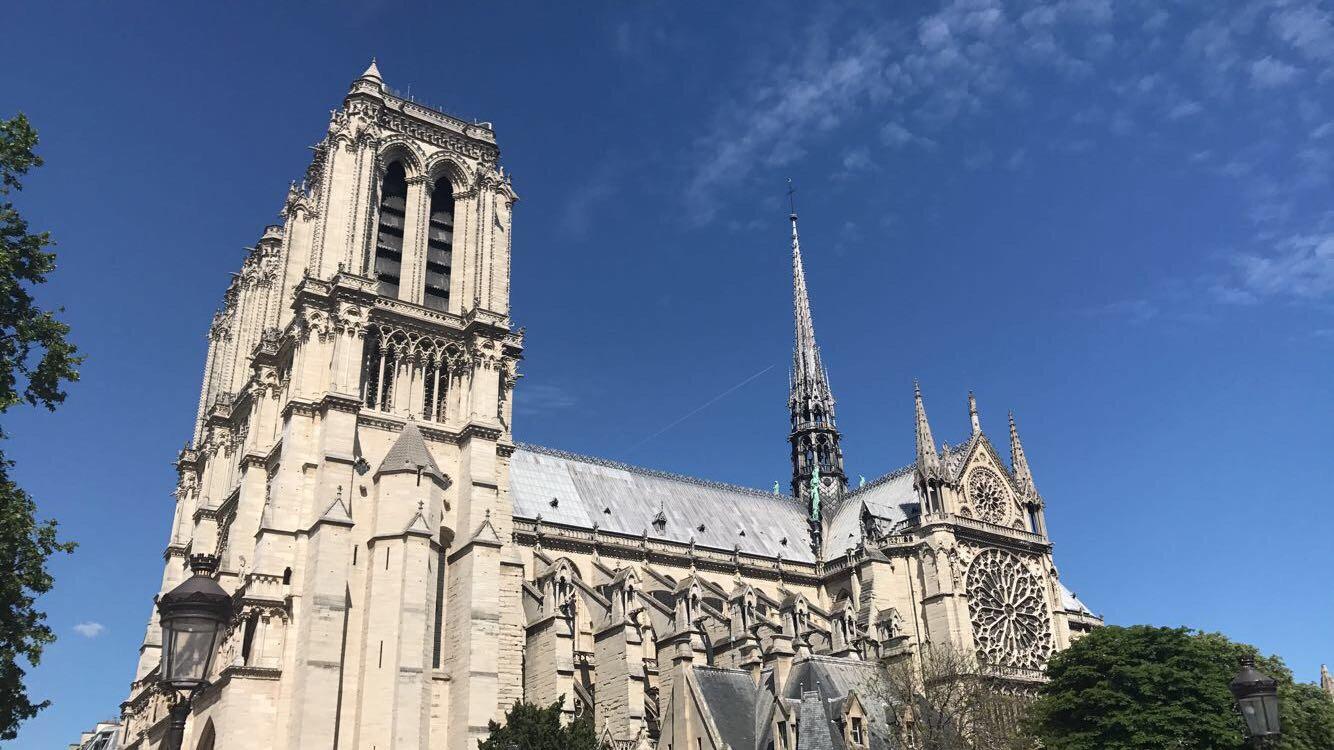 Chère Notre-Dame