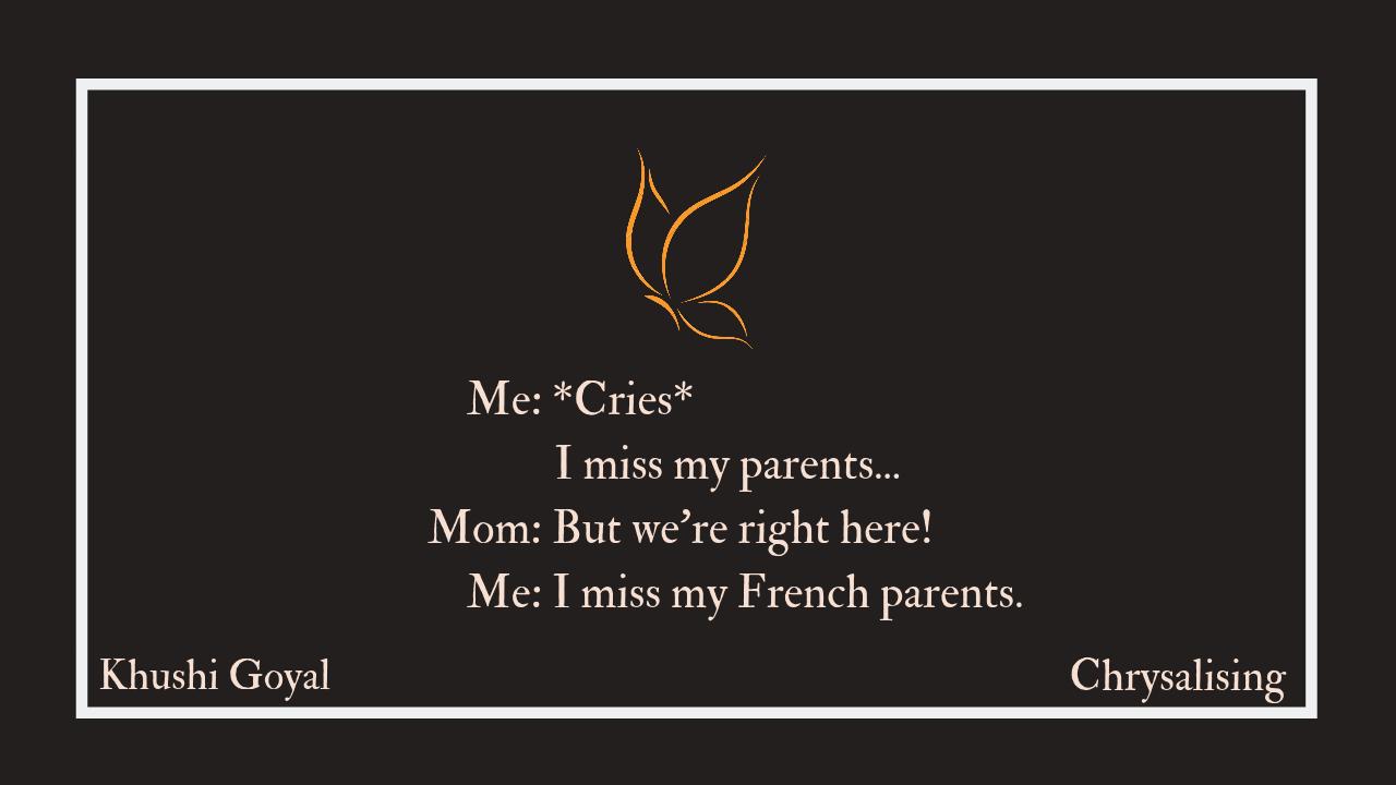 <del>Host</del> Parents